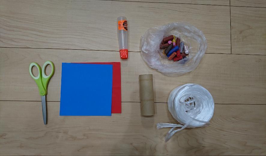 鯉のぼりスズランテープトイレットペーパーの芯材料