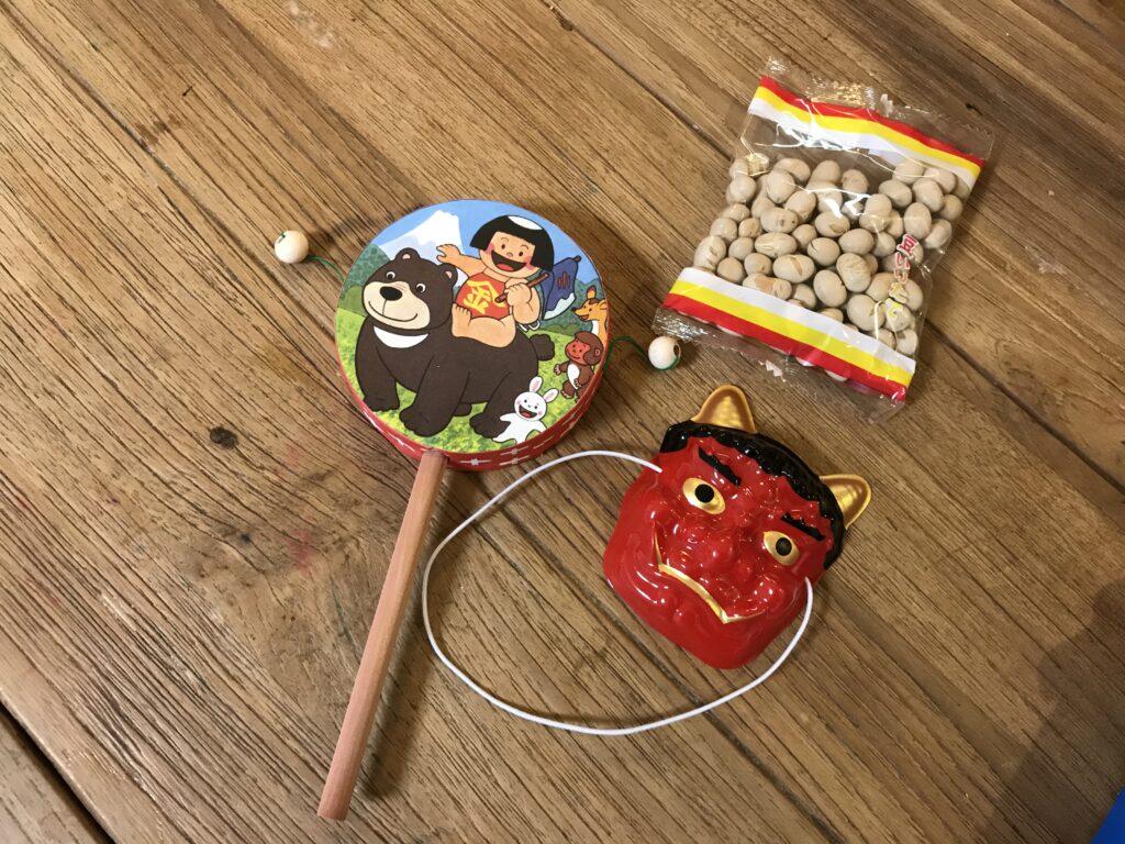 カルディ節分豆遊び方